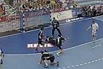 Eigentor beim Handball