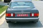 Mercedes von Michail Gorbatschow