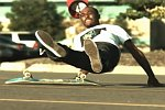 Missglückte Skateboardtricks in Slow Motion