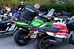 Ein wenig mit dem Motorrad rumprollen