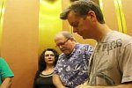 Furzen im Aufzug