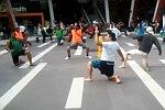 Haka Flashmob