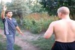 Russischer High Kick