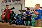 Enter Sandman von Kinder-Band