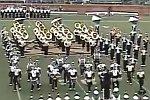 Blaskapelle spielt The Party Rock Anthem