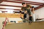 Cooler Skateboard-Trick