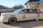 Selbstgebautes Ghostbusters-Auto