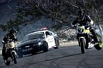 Motorcycle vs Car Drift Battle 2