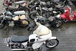 75 verschiedene Motorräder
