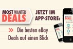 iPhone-App: Most Wanted Deals
