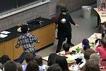 Zorro in der Uni