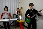 Kinderband covert Rammstein