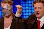 Kartentrick bei Britain's Got Talent 2012