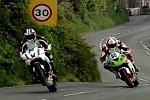 Spektakuläres Motorradrennen – Isle of Man TT 2012