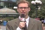 Ein Reporter hat es schwer