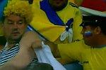 Witzige Szenen von der Euro 2012