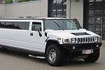 10 Meter lange Hummer-Limousine