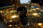 Aufnahmen von der ISS bei Nacht