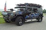 Bewaffneter Hummer