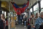 Spider-Man in Warschau