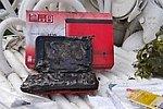 Nintendo 3DS aus der Mikrowelle