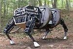 Vierbeiniger Roboter