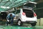 Meister im Autowaschen
