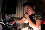 Streich mit einem DJ