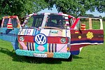 VW Bus Strickbulli