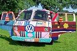 VW Bus Strickbulli