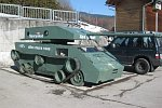 Audi Quattro als Panzer