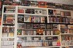 Sammlung aus 30 Jahren Videospiel-Geschichte