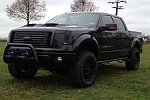 Ford F150 Call of Duty Black Ops Edition