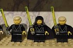 Lego Star Wars Figuren-Sammlung