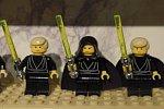Lego Star Wars Figuren-Sammlung