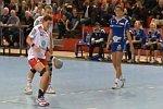 Handball mit Elektroschocks