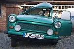 Trabant 601 mit leichten Schaden