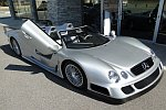 Verdammt seltener Mercedes CLK GTR Roadster