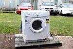 Waschmaschine zerstört sich selbst