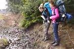 Frauen in der Wildnis