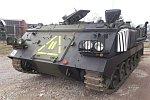 Britischer Schützenpanzer