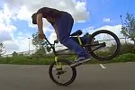 BMX - Long Nose Manual