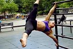Poledancer Street Workout