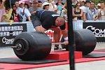 442,5 Kg Gewichtheben