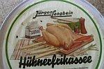 Hühnerfrikasse von 1977