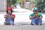 Mario Kart Stop-Motion
