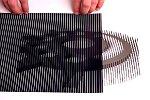 Optische Täuschungen mit kleinen Animationen