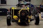 Ein echtes Auto aus Legoteilen mit Luftantrieb