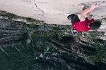Klettern ohne Sicherung