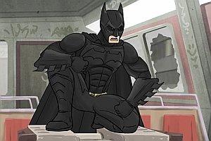 Ein alternatives Ende für Batman Begins